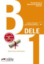 preparacion dele b1 libro+cd-9788477113539