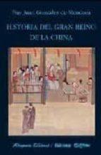 historia del gran reino de la china juan gonzalez de mendoza 9788478133239