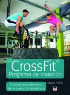 crossfit programa de iniciacion marco petrik 9788479029739