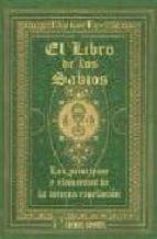 el libro de los sabios 9788479104139