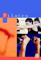 pilates: una guia para la mejora del rendimiento-karrie adamany-9788480198639