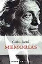 memorias carlos barral 9788483073339