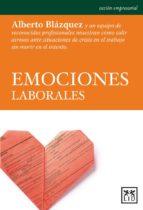 emociones laborales alberto blazquez 9788483567739