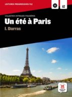 un ete a paris (comprend cd-mp3) (a2)-i. darras-9788484438939