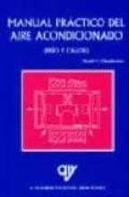manual practico del aire acondicionado: frio y calor david d. chadderton 9788487440939