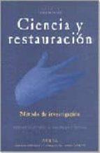 ciencia y restauracion-mauro matteini-arcangelo moles-9788489569539