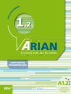 arian a1.2 lan koadernoa eta erantzunak-9788490271339