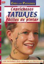 caprichosos tatuajes faciles de pintar-jeannette knake-9788496365339