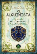 el alquimista i: los secretos del inmortal nicolas flamel-michael scott-9788496791039