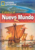national geographic colon y el nuevo mundo (incluye dvd) 9788497785839