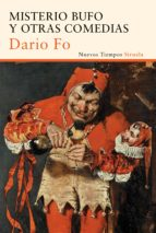 misterio bufo y otras comedias-dario fo-9788498418439