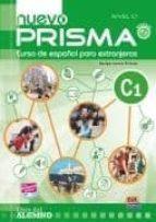 nuevo prisma c1 libro del alumno + cd-9788498482539