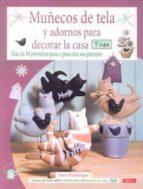 muñecos de tela y adornos para decorar la casa (tilda)-tone finnanger-9788498742039