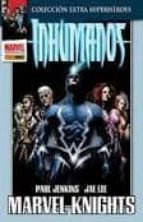 inhumanos: marvel knight-paul jenkins-9788498857139