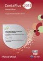 contaplus 2013. manual oficial 9788499642239