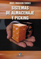 sistemas de almacenaje y picking (ebook)-mikel mauleon torres-9788499695839