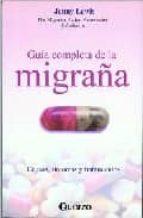 guia completa de la migraña: causas, sintomas y tratamientos-jenny lewis-9789707320239