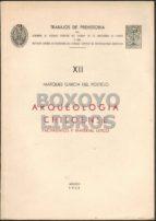 El libro de Arqueología chiloense. yacimientos y material litico autor ISIDORO [MARQUÉS GARCÍA DEL POSTIGO] VÁZQUEZ DE ACUÑA TXT!