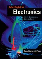 oxford english for electronics: student s book-john mcewan-9780194573849