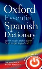 essential spanish dictionary-9780199576449