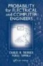 Probability for electrical and computer engineers Libros en inglés para descargar gratis