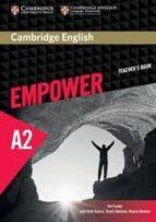 cambridge english empower elementary teacher s book-9781107466449