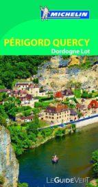 le guide vert perigord quercy 9782067207349