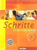 schritte international 4 (kursbuch + arbeitsbuch + audio cd) 9783194018549