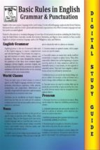 english grammar ( blokehead easy study guide) (ebook) 9786050387049