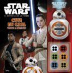 star wars. el despertar de la fuerza (cine en casa)-9788408155249