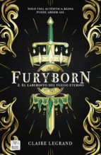 furyborn 2. el laberinto del fuego eterno claire le grand 9788408210849
