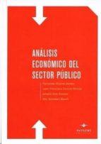 análisis económico del sector público fernando alvarez gomez 9788415663249