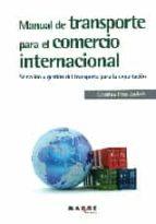 manual de transporte para el comercio internacional-cristina peña andres-9788416171149