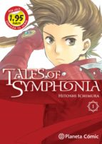 ps tales of symphonia nº01 hitoshi ichimura 9788416767649