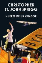 muerte de un aviador (ebook)-christopher st. john sprigg-9788416854349