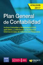 plan general de contabilidad (actualización 2017) 9788416904549