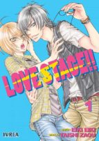 love stage nº 1 9788416905249
