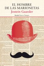 el hombre de las marionetas-jostein gaarder-9788417151249