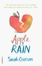 apple y rain (ebook) sarah crossan 9788417167349