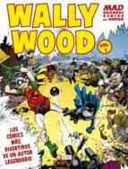 mad grandes genios del humor: wally wood vol. 01 (de 2) harvey kurtzman 9788417276249
