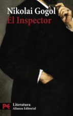 el inspector nicolai v. gogol 9788420682549