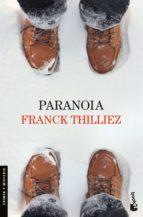 paranoia franck thilliez 9788423353149