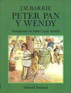 peter pan y wendy-james matthew barrie-9788426155849