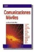 comunicaciones moviles-jose manuel huidobro-9788428328449