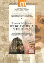 historia del arte en iberoamerica y filipinas-9788433830449