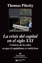 la crisis del capital en el siglo xxi-thomas piketty-9788433963949
