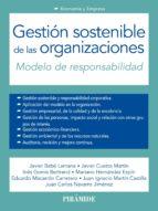 gestión sostenible de las organizaciones (ebook)-juan ignacio martin castilla-9788436834949