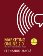 marketing online 2,0-fernando macia domene-9788441532649