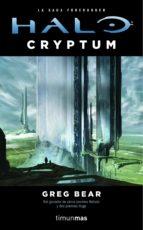 cryptum greg bear 9788448003449