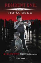 El libro de Hora cero (resident evil 0) autor S. D. PERRY DOC!